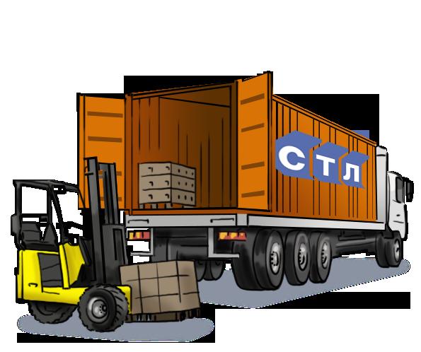 Доставка промышленных грузов